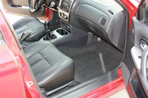 After the interior of the vehicle is properly installed it will spend the rest of the day drying in the hot Florida sun